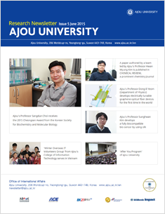Research Newsletter Issue 5 June 2015